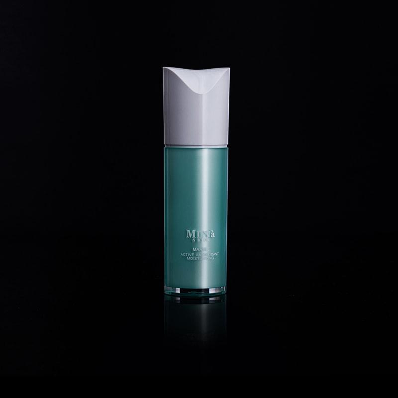 LZ8002-2 30/50/80ml Sunblocking Cream Lotion Bottle