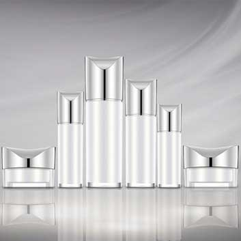 Material selection instructions for plastic cosmetic packaging bottles