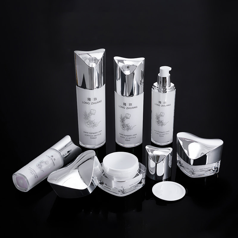 What are the contents of barrier performance testing of cosmetics packaging